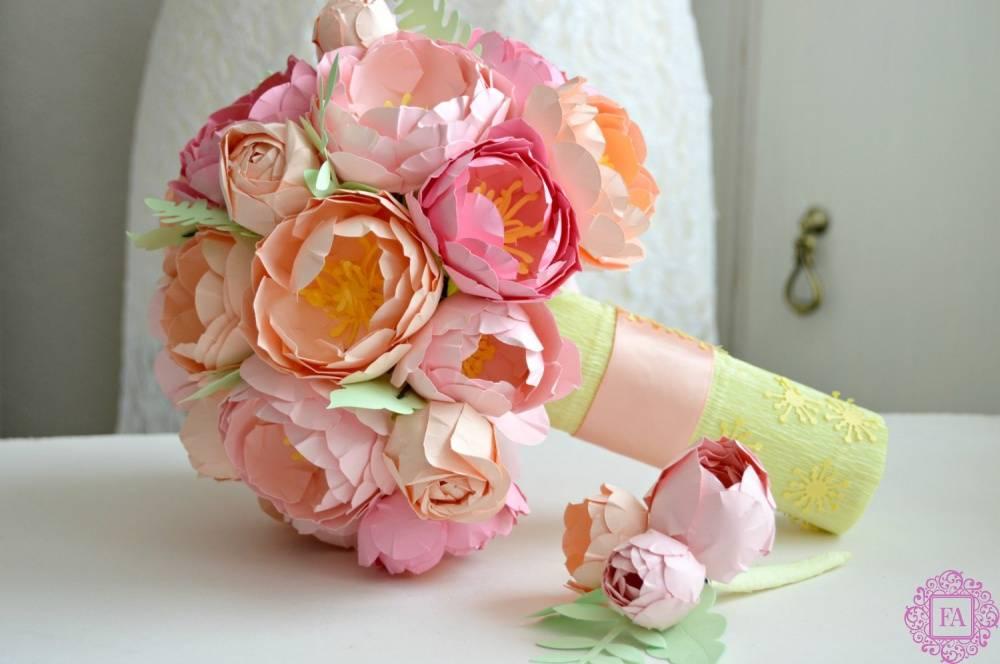 Бумажные цветы для оформления зала своими руками: все тонкости их изготовления