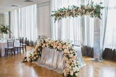 Оформление зала на свадьбу своими руками: фото идеи