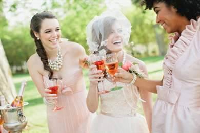 Свадебные тосты от свидетельницы