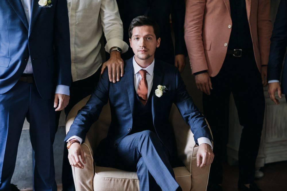 Свадьба в стиле мафия