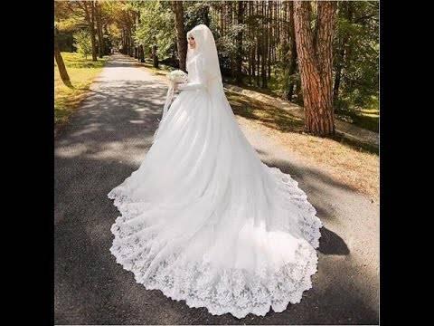 Роскошь и изящество мусульманских свадебных платьев