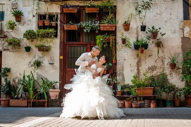 Свадебная церемония на майорке: символический праздник для двоих