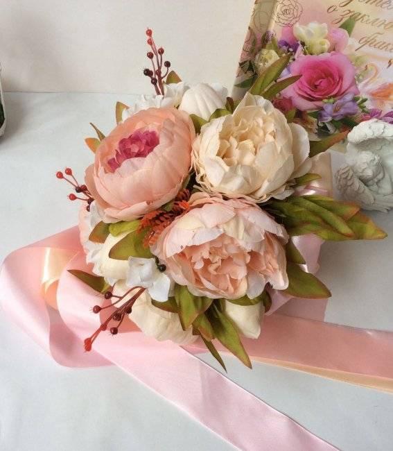 Что делать с букетом невесты после свадьбы?