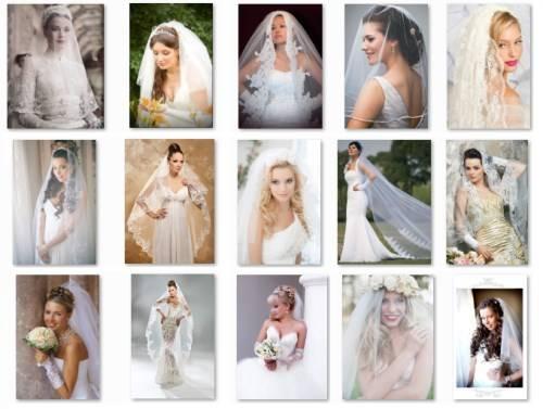 Свадебные прически на средние волосы 2020. все тренды