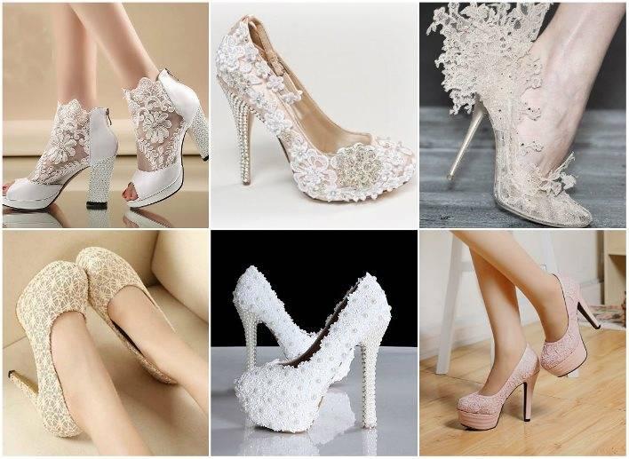Свадебные балетки – самые модные, красивые и удобные модели для невесты