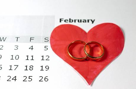 Лучшее время для свадьбы: какое время года считается самым удачным для проведения свадеб