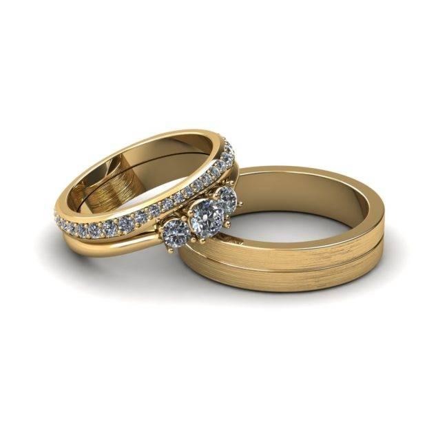Самые модные обручальные кольца 2020 года: тенденции, фото