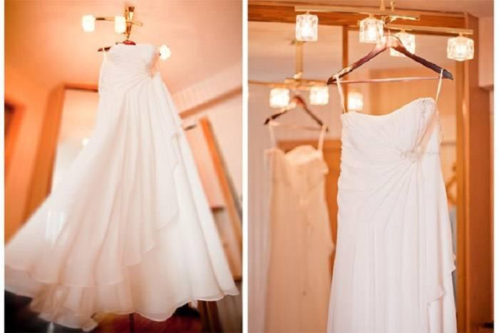 Как постирать и отпарить свадебное платье в домашних условиях, можно ли пользоваться стиральной машиной, как разгладить фату