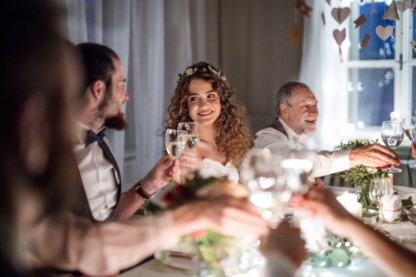 Горько! – тосты на свадьбу
