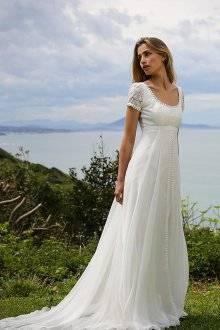 Свадебные платья со шлейфом – 38 фото самых роскошных нарядов для невест