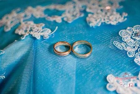 Бирюзовая свадьба или 18 годовщина свадьбы