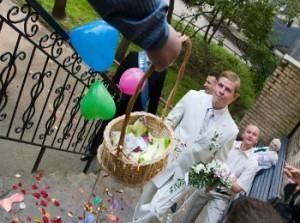 Выкуп невесты - сценарий смешной, современный 2019 года, с конкурсами (в частном доме и квартире)