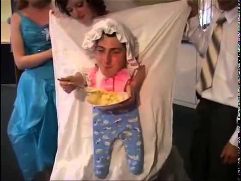 Конкурс малыш на свадьбе
