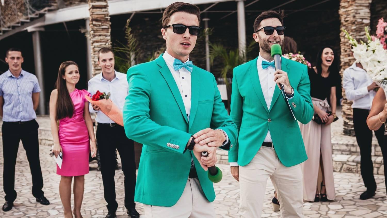 Сценарий свадьбы в стиле стиляги: модный ретро