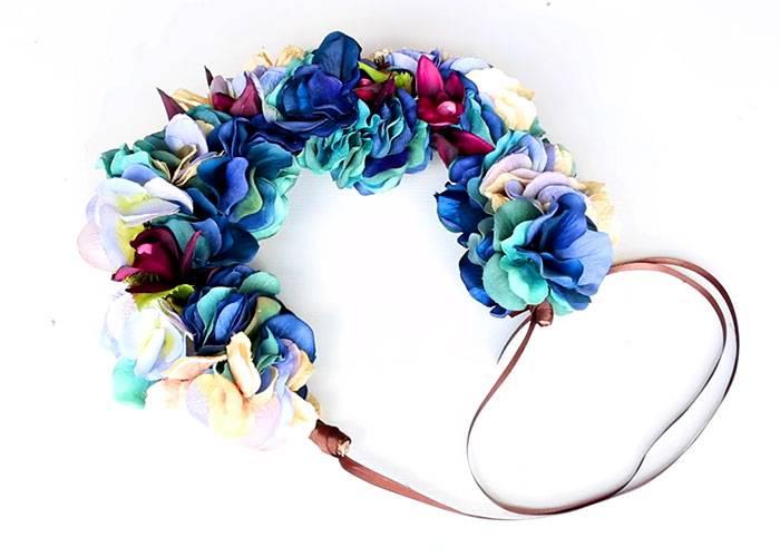 Цветы из лент своими руками: как сделать легко и просто