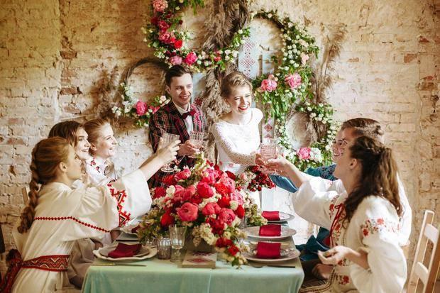Кэнди бар на свадьбу-100 идей и решений