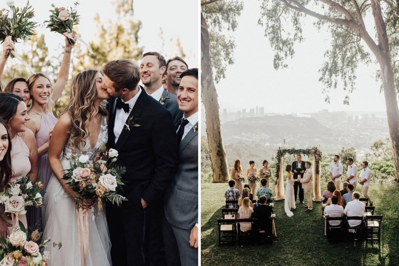 Современные свадьбы: особенности проведения