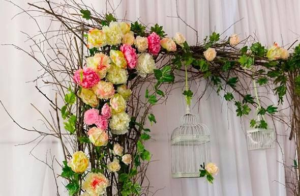Оформление свадьбы 2019: тенденции