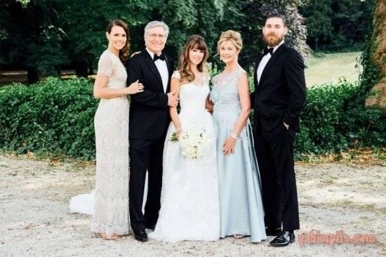 Вечернее платье на свадьбу для невесты