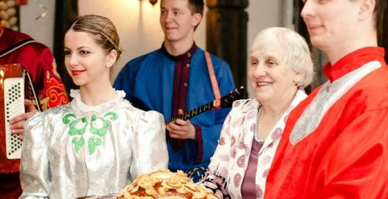 Свекровь и невестка – первое знакомство