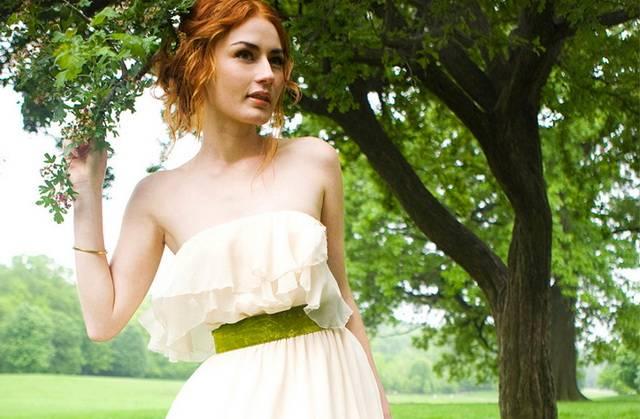 Зеленые свадебные платья | victoria spirina