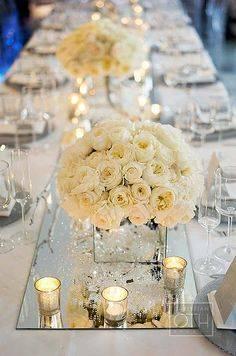 Украшение свадебного стола (49 фото): простой и красивый декор стола для молодых и для гостей на свадьбе, пошаговое украшение живыми цветами, свечами и тканью