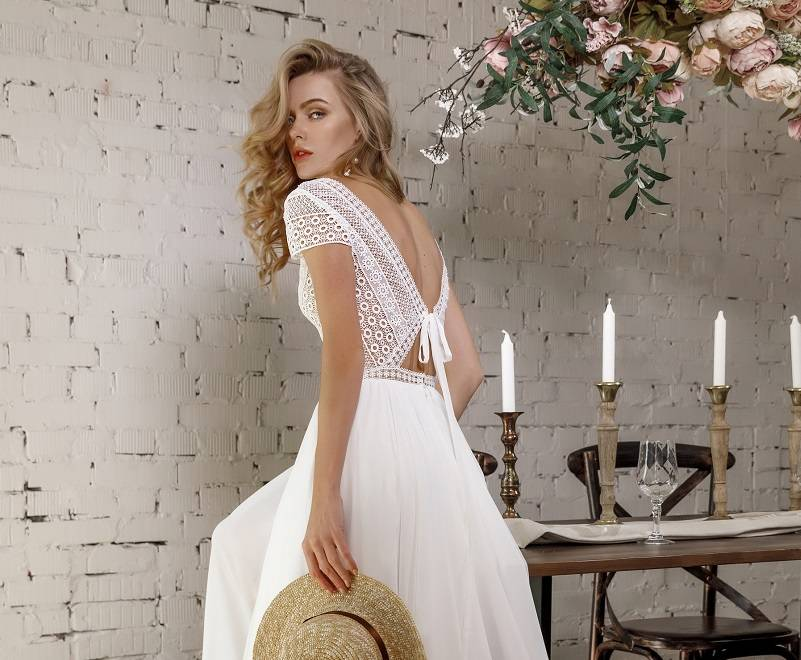 Тренды свадебных платьев 2020-2021: самые модные новинки