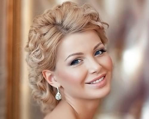 Оригинальные идеи для свадебных причесок на короткие волосы: топ-5