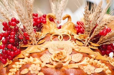 Рецепт свадебного каравая