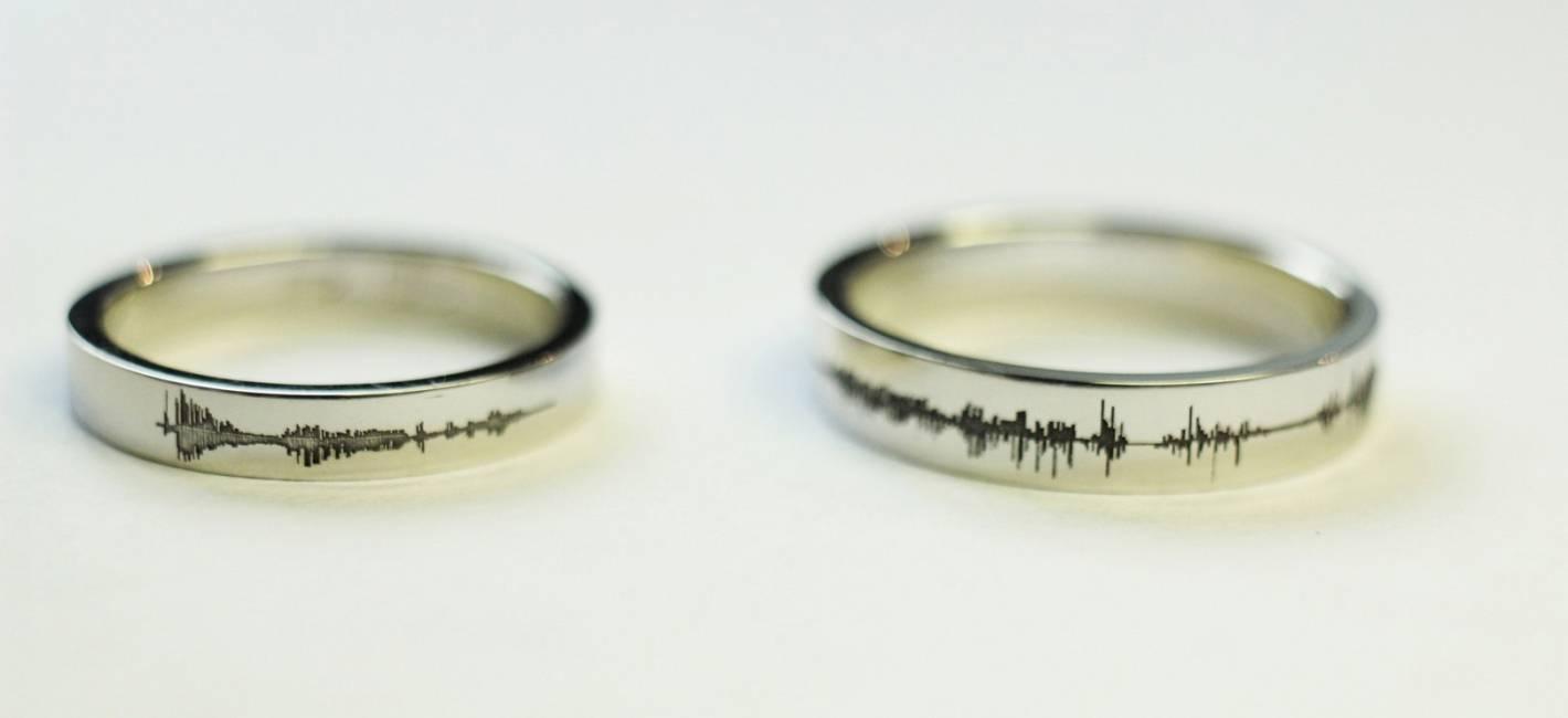 Серебряные обручальные кольца приметы