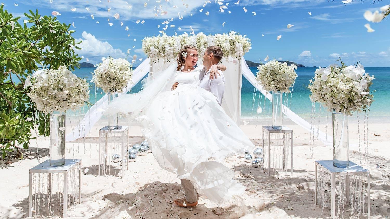 Самые популярные места в мире для выездной свадьбы