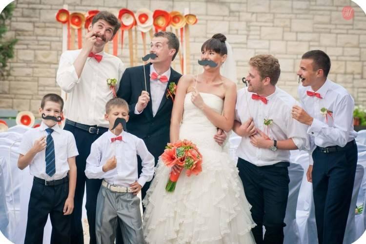 Веселые и прикольные свадебные конкурсы, игры