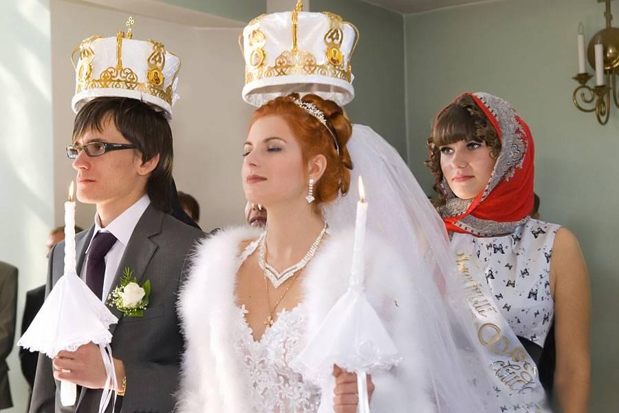 Как одеться на венчание