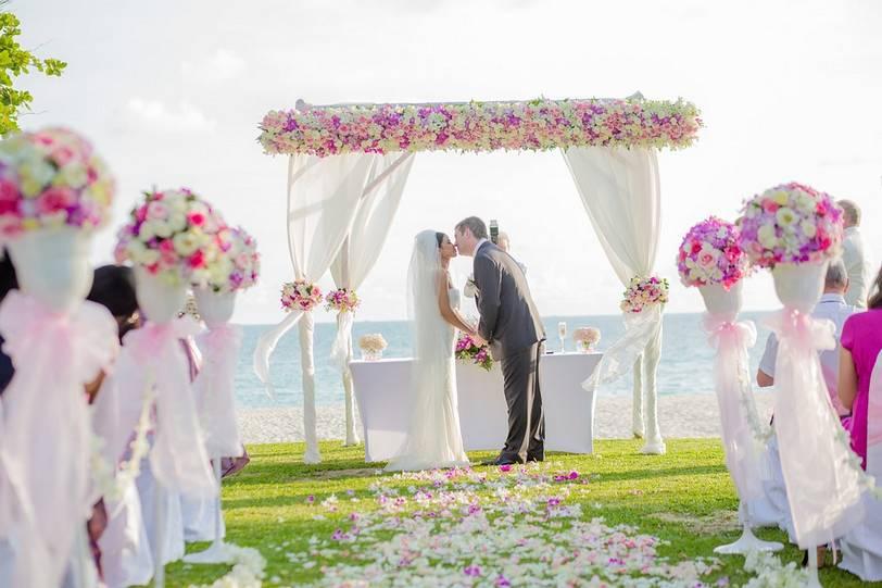 Свадьба за границей: вместо загса и банкета - замки, яхты и пляжи. как организовать свадьбу за границей в 2020 году