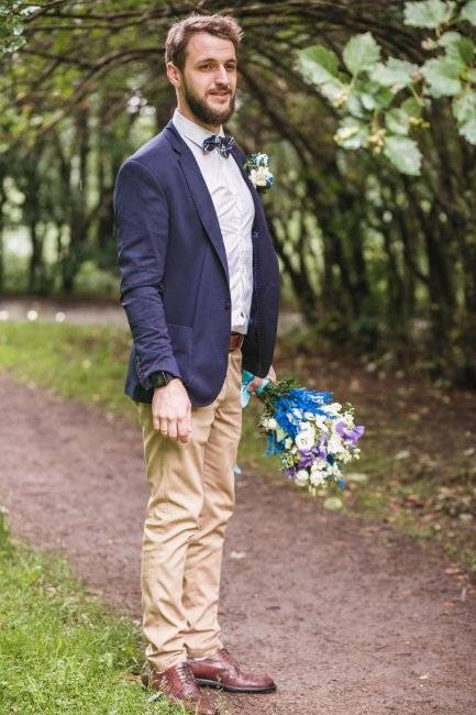 Свадьба в мятном цвете в сочетании с другими оттенками