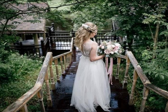 Свадьба на природе  организация, проведение, оформление