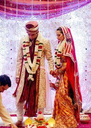 Страна контрастов: как в индии празднуют свадьбу
