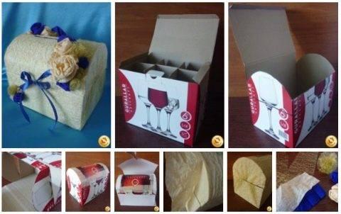 Сундучок на свадьбу для денег (44 фото): как сделать свадебный сундук своими руками? мастер-класс по изготовлению и оформлению ларца