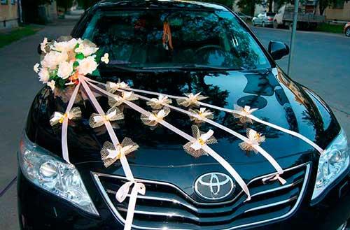 Свадебный кортеж — фото оригинальных и популярных идей организации процессии
