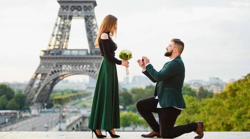 Как оригинально сделать предложение руки и сердца парню или девушке: топ-40 способов