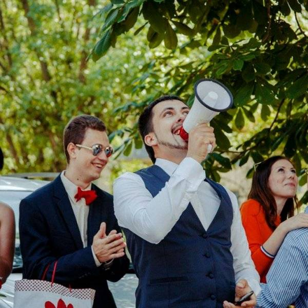Сценарий современный свадьбы в стиле «stand up»