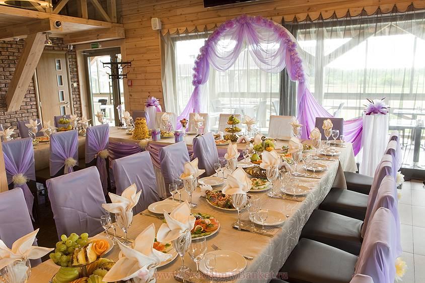 Как составить меню на свадебу на 50 человек?