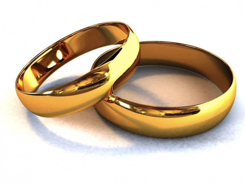 Обручальные кольца - важные приметы