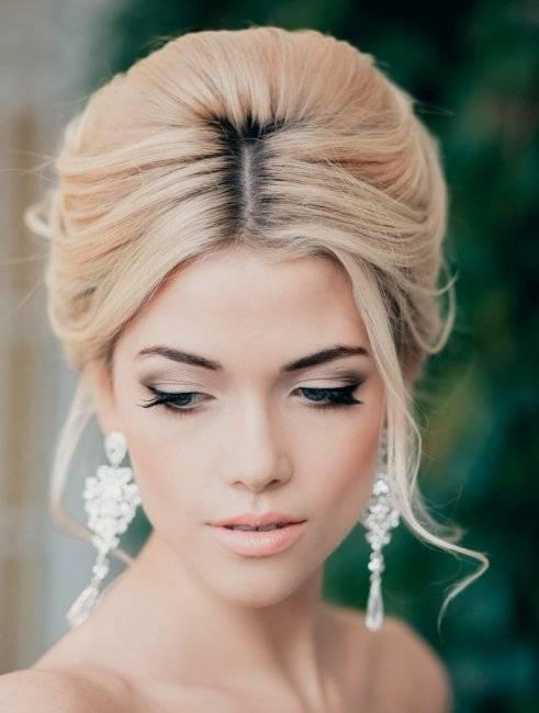 Свадебный макияж для блондинок (фото)