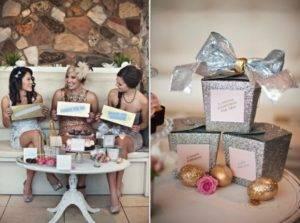 Можно ли дарить подарки подружкам на свадьбу от невесты?