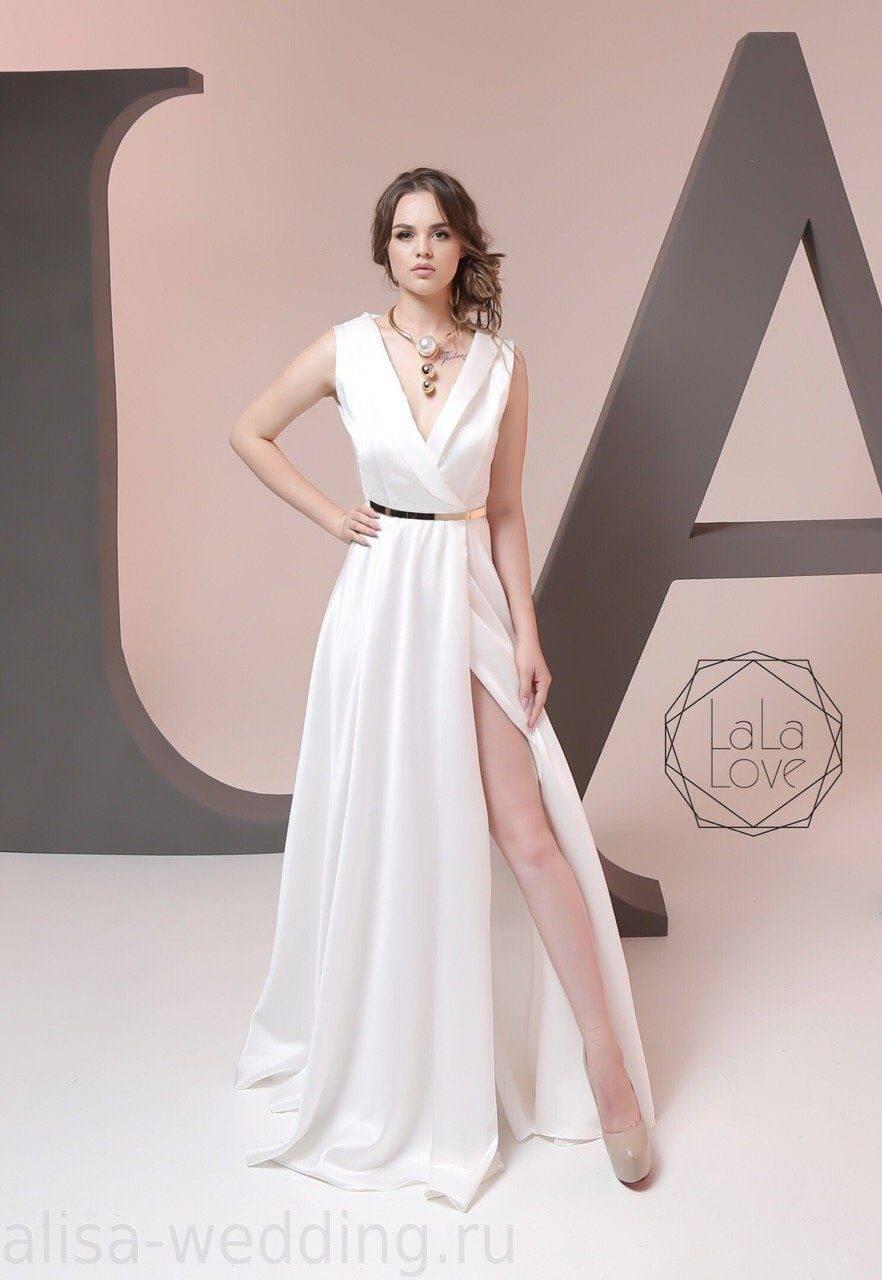 Стильный и практичный вариант для свадьбы или платье со съемной юбкой