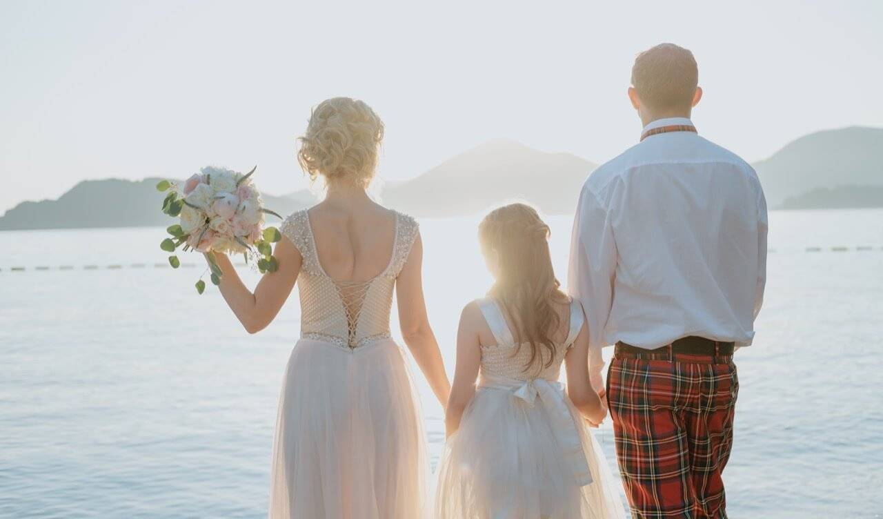Празднование свадьбы в черногории, советы по организации с фото