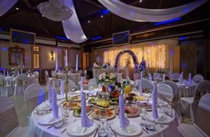 Свадебное меню: что приготовить на свадьбу на стол?