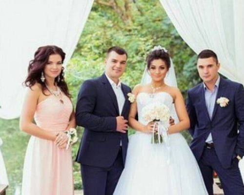 Поздравление свидетельницы на свадьбе подруге. поздравление на свадьбу от свидетеля и свидетельницы: как поздравить брачующихся