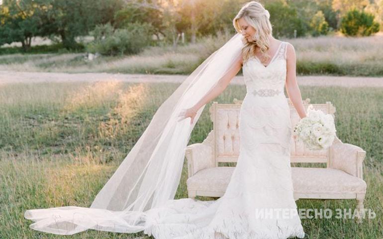Короткие свадебные платья – подчеркиваем красоту ножек